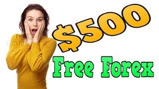 $500 Free Forex No Deposit Bonus || Forex trading | Currency Trading | Forex trading tutorial