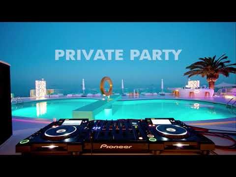 PRIVATE PARTY -  after music on amnseia - IBIZA