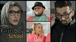 First Day Of School | Sham Idrees | Froggy