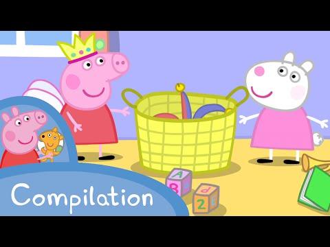 Peppa pig a noel en francais peppa pig dessin anim en - Peppa cochon noel ...