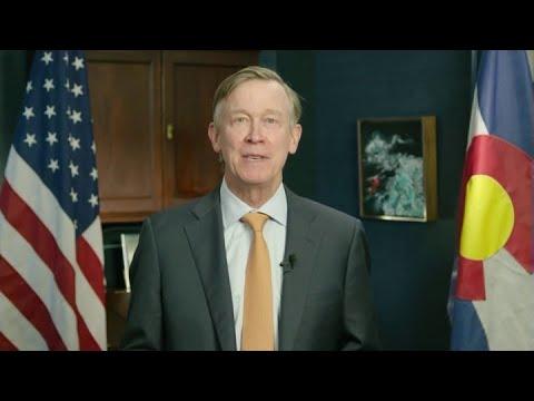 Download Former Gov. John Hickenlooper declares victory in Colorado Senate race