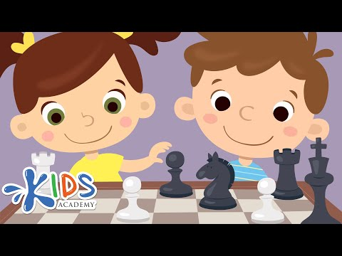 How To Play Chess - Animated Cartoon Series For Beginners | Kids Academy
