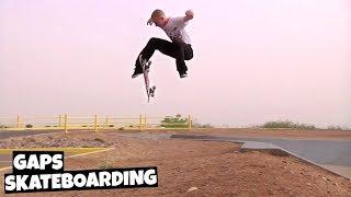 Crazy Skateboarding Gap Compilation! (Skaters vs Gaps)