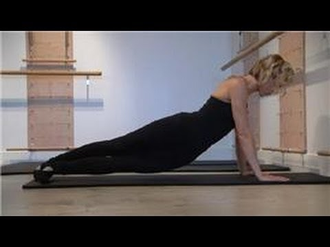 Pilates Exercises : Core Training Workout for Women