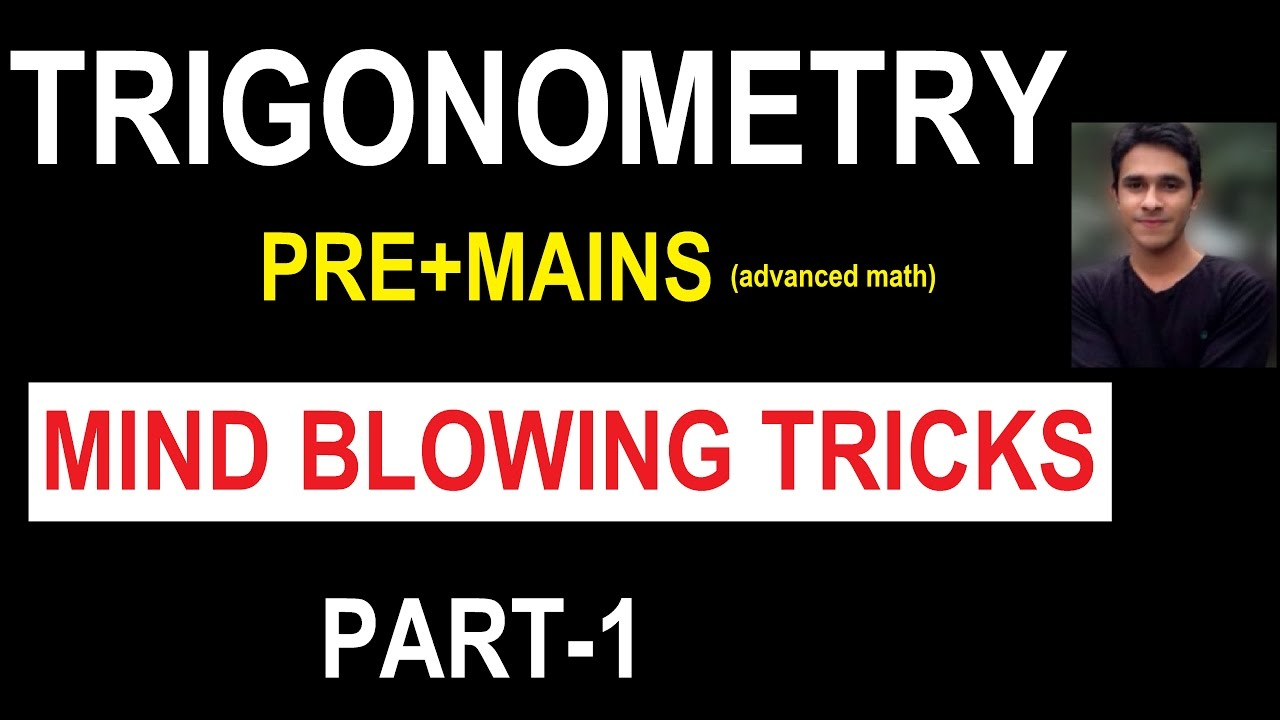 Advanced Math: Trigonometry tricks & shortcuts FOR SSC CGL || CHSL ||  RAILWAY