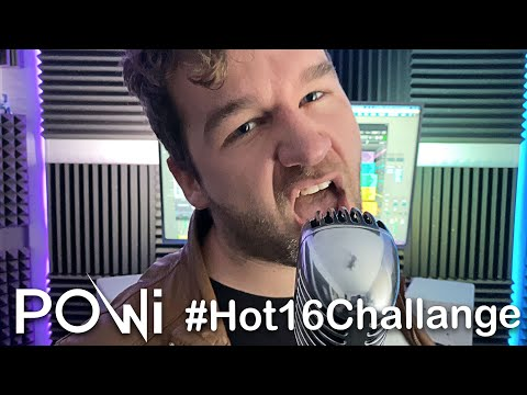 #Hot16Challange (Powi)