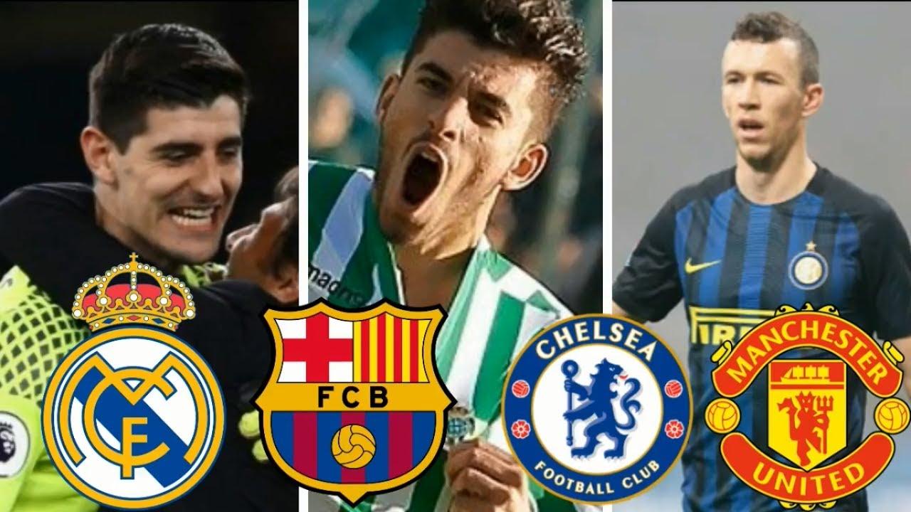 Chelsea Vs Manchester United Vs Fc Barcelona: TRANSFER NEWS: REAL MADRID, FC BARCELONA, MAN UTD, CHELSEA