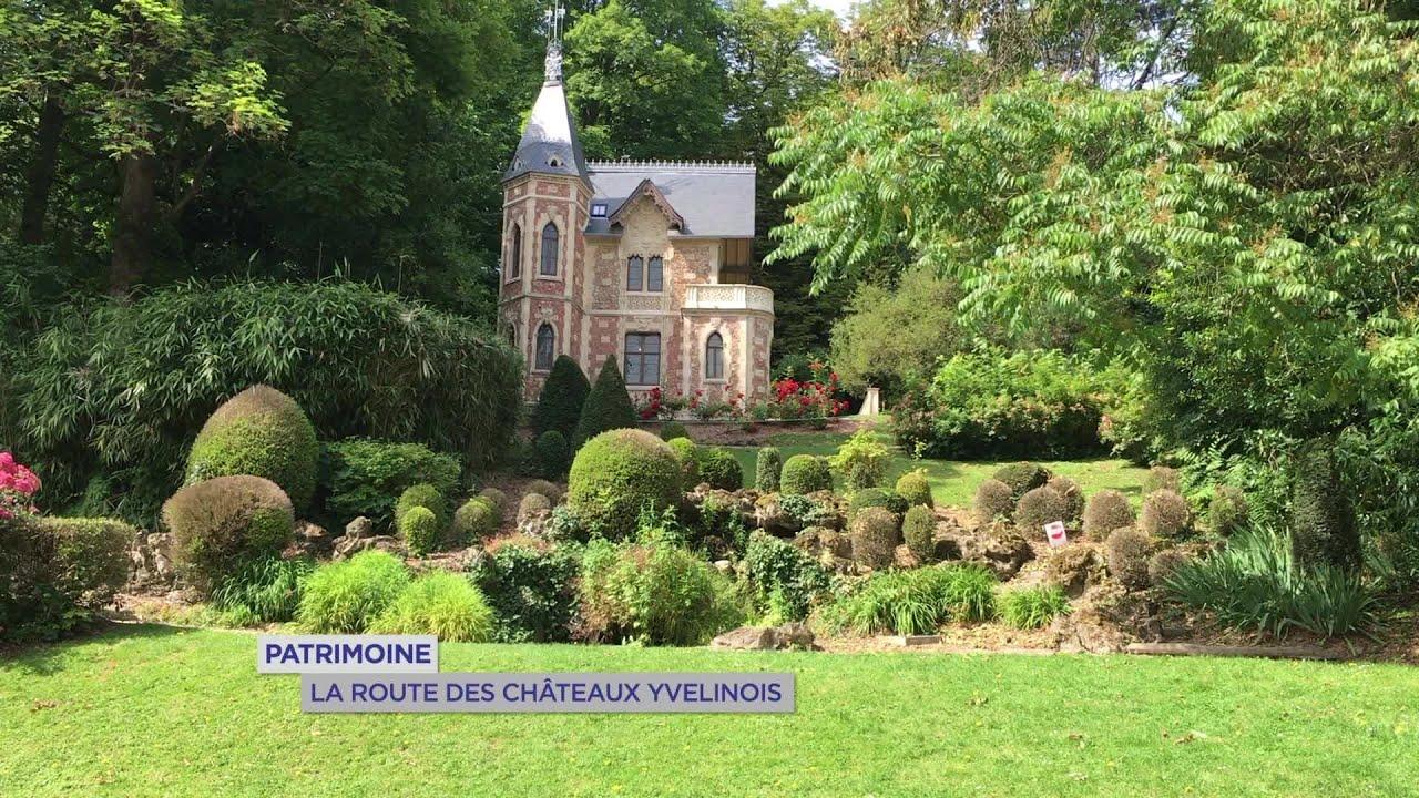 Yvelines | Patrimoine : La route des châteaux Yvelinois