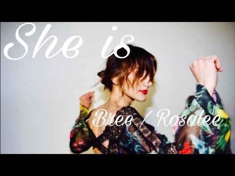 She is - Rosalee Calvert / bree turner