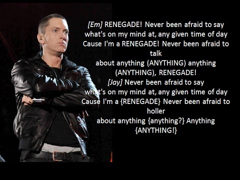 Jay Z Renegade Feat Eminem