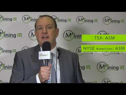 Avino at Vancouver Resource Investment Conference 2018