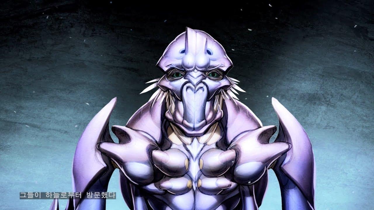 크러스토이드(Crustoid)-수 세기간 무너지지않을 문명을 이뤄낸 그들...