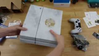 PlayStation 4 Console - Destiny: The Taken King Limited Edition Bundle (LIVE PS4 Unboxing!)