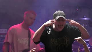 """Malevolence LIVE Severed Ties : Eindhoven, NL : """"Dynamo"""" : 2018-02-24 : FULL HD, 1080/50p"""