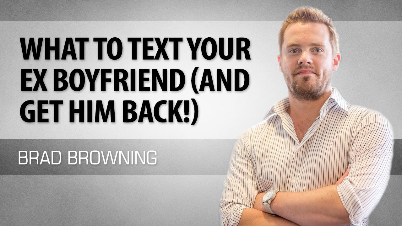 What Should You Do When Your Ex Boyfriend Texts You