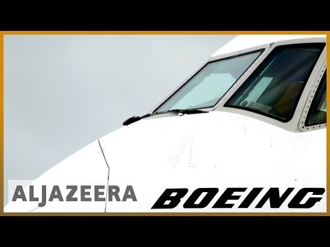 🇺🇸 Boeing officials discuss future of 737 MAX   Al Jazeera English