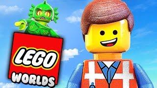 ТОП 10 Персонажей - LEGO Worlds