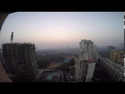 GOPRO-Hero5black-Timelapse-sunrise-thane-maharashtra-india