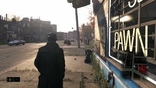 Watch Dogs Open World Demo with Commentary