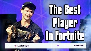 This Is Why Bugha Is The Best Player In The World! - Fortnite Battle Royale
