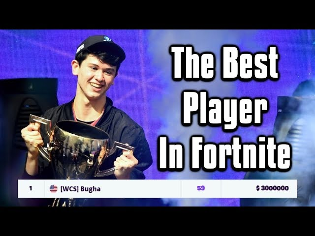 This Is Why Bugha Is The Best Player In The World! - Fortnite Battle Royale #1