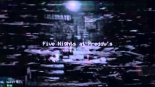 - Песня пять ночей с Фредди на английском