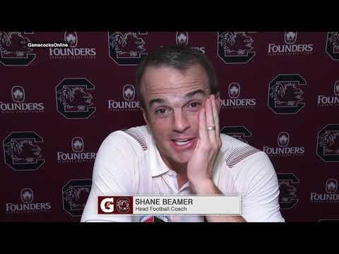Week 1: Shane Beamer Post-Game vs Eastern Illinois