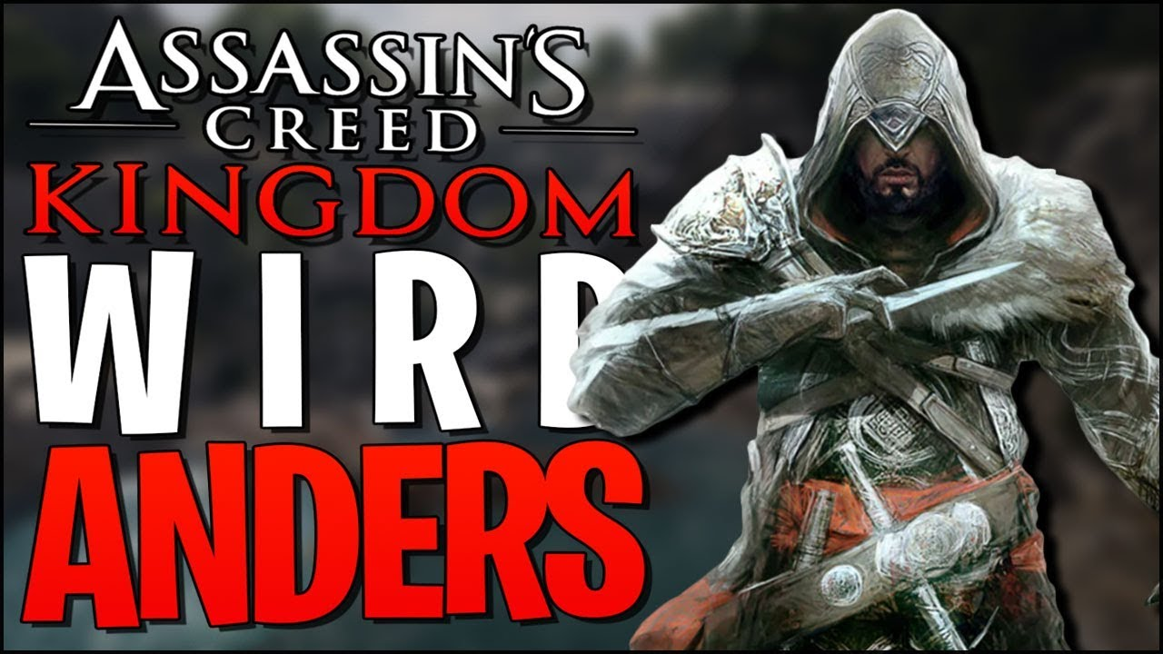Assassin's Creed Kingdom wird ANDERS (Wikinger Assassin's Creed 2020) thumbnail