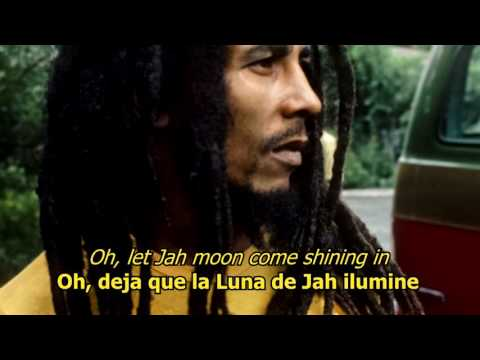 Turn your lights down low - Bob Marley (LYRICS/LETRA) (Reggae)