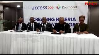 Access Bank GMD Herbert Wigwe speaks on Access, Diamond merger | Punch