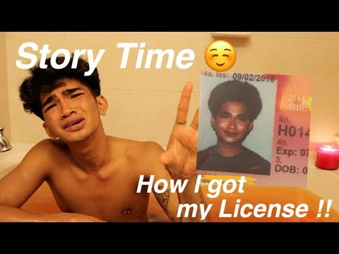 Story Time: How I got my License