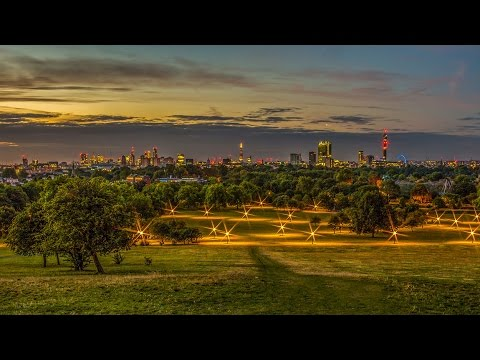 Primrose Hill, Regents Park, London