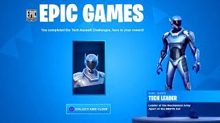 Claim the FREE SKIN in Fortnite (SECRET SKIN)