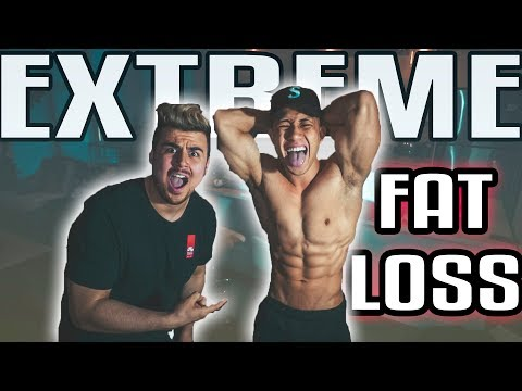 How FAST Should You Lose WEIGHT? | Extreme Fat Loss.. | Redemption 4.0