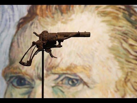 مسدس انتحار فان جوخ فى دار للمزادات بباريس  - نشر قبل 5 ساعة
