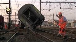 Brétigny: des problèmes de maintenance après l'accident ferroviaire