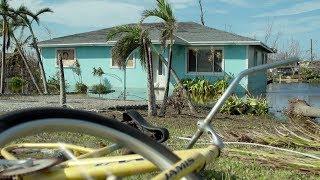 Locuitorii din Bahamas afectați de uraganul Dorian primesc ajutoare