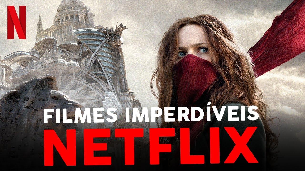 5 FILMES IMPERDÍVEIS NA NETFLIX PRA VER HOJE!