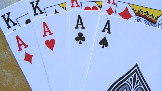 4A Magic Card Trick