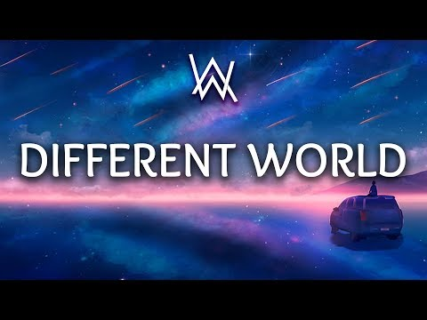 download Alan Walker ‒ Different World (Lyrics) ft. Sofia Carson, K-391, CORSAK