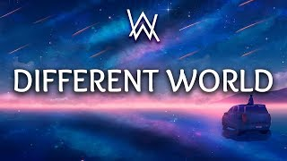 Download lagu Alan Walker Different World ft Sofia Carson K 1 CORSAK