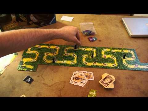 Brettspielblog.net - #92 - Cartagena - Die Flucht (Ravensburger)