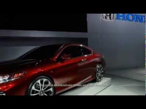 LaFontaine Honda - 2013 Honda Accord Coupe Concept - Dearborn, MI