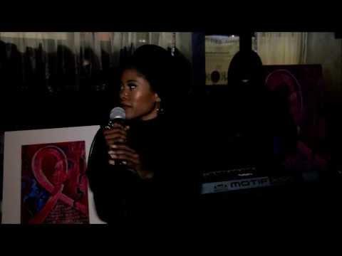 Jasmine Burke 1st Performance of