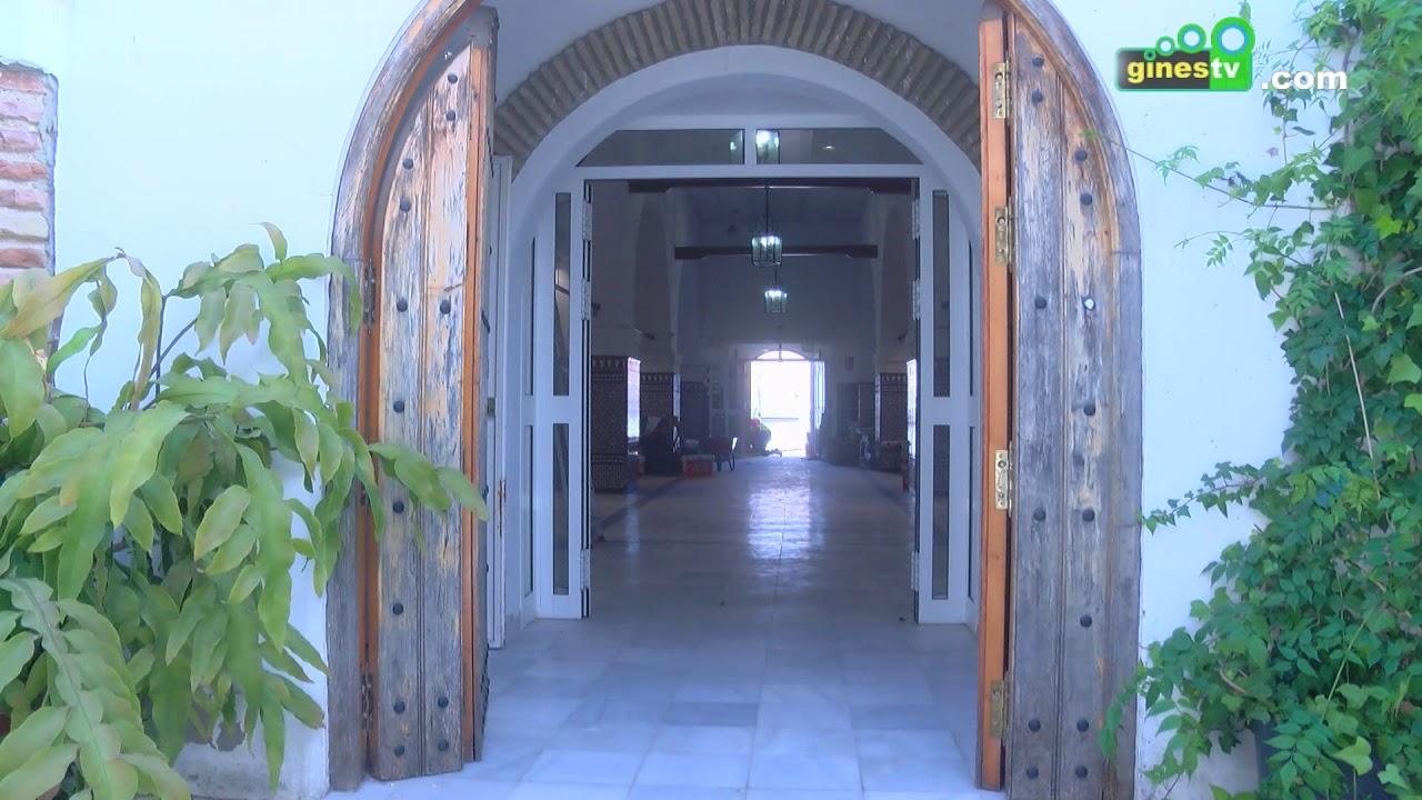 El Salón de Plenos municipal, objeto de importantes trabajos de renovación y mejora