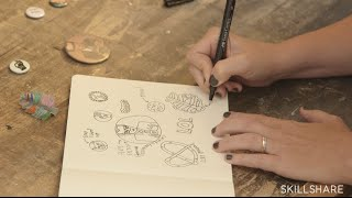 Drawing Collections with Kate Bingaman-Burt