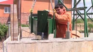 удачная бадья для бетона своими руками