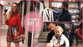 BUSY FAMILY SHOPPING | VLOGMAS DAY 17