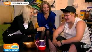Mission Australia Youth Ball 2014 Part 1 | Today Perth News
