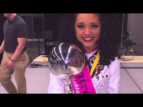 Julia O'Rourke World Champion